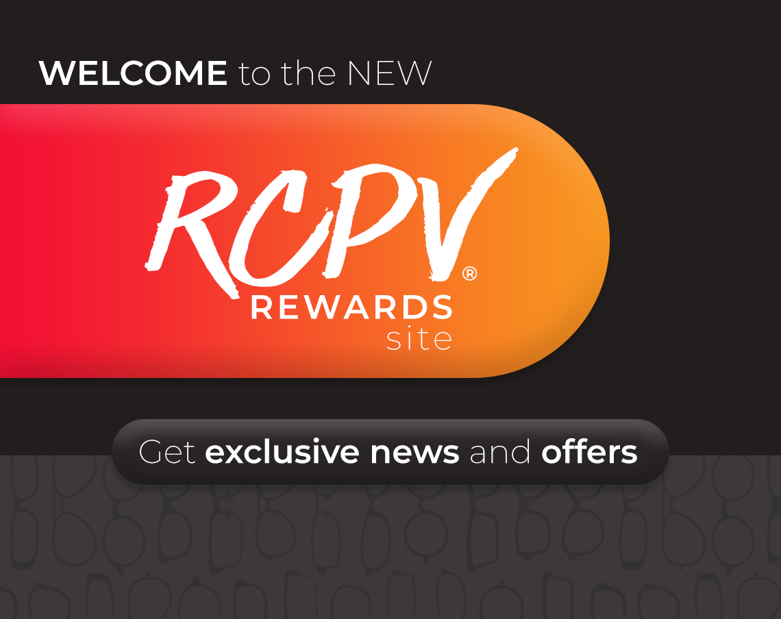 Welcome to the New RCPV® Rewards Site. Get exclusive news and offers.